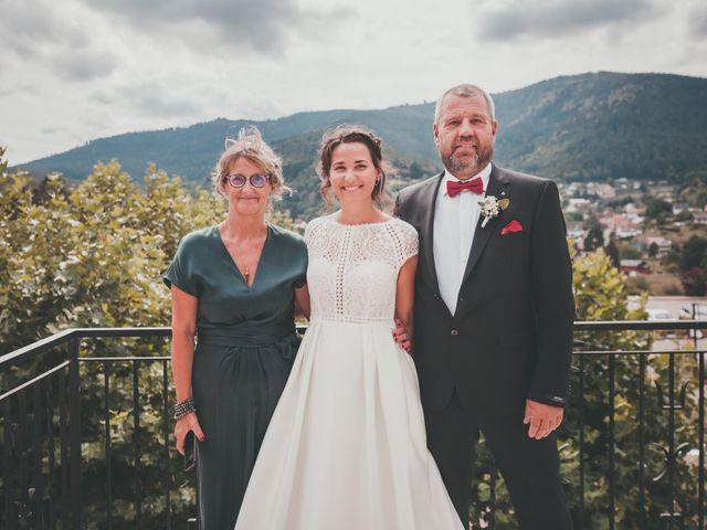 Le mariage de Raphaël et Océane à Wangenbourg, Bas Rhin 86