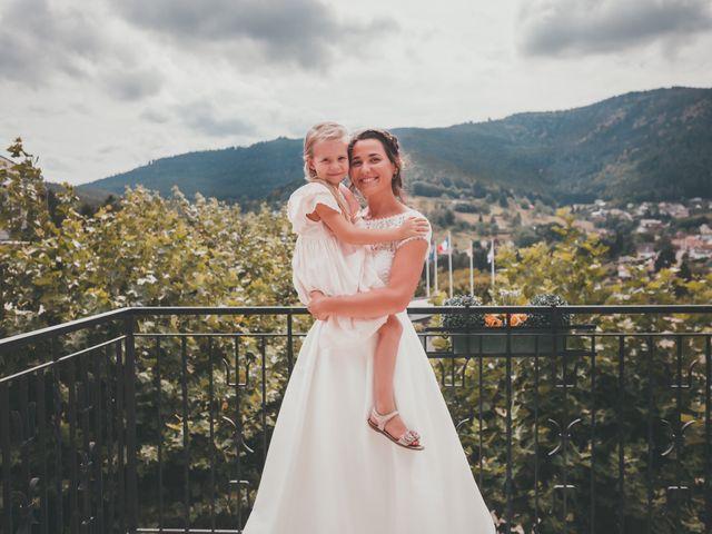 Le mariage de Raphaël et Océane à Wangenbourg, Bas Rhin 87