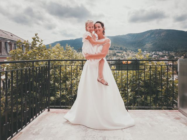 Le mariage de Raphaël et Océane à Wangenbourg, Bas Rhin 88