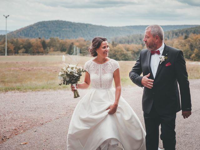 Le mariage de Raphaël et Océane à Wangenbourg, Bas Rhin 100