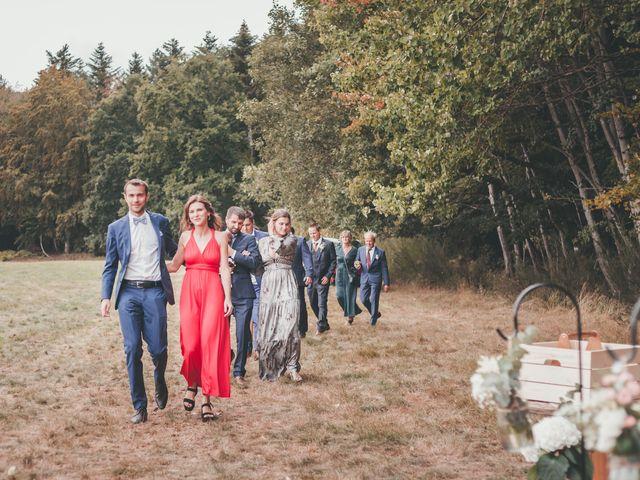 Le mariage de Raphaël et Océane à Wangenbourg, Bas Rhin 111