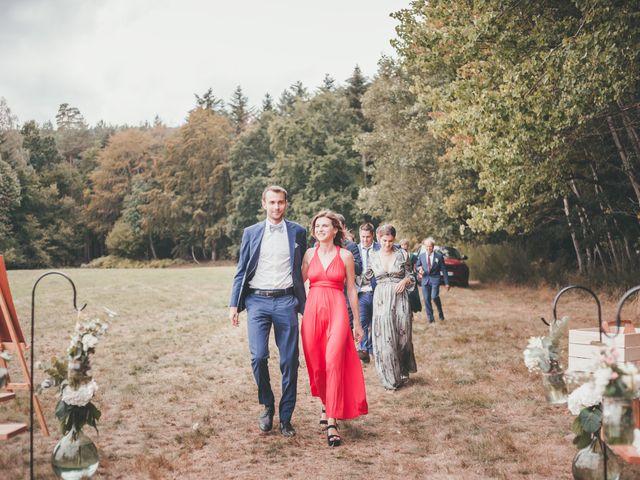 Le mariage de Raphaël et Océane à Wangenbourg, Bas Rhin 112