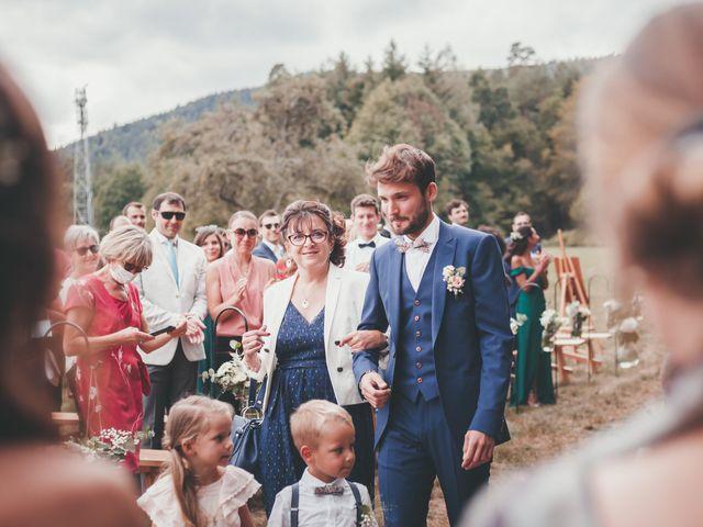 Le mariage de Raphaël et Océane à Wangenbourg, Bas Rhin 118