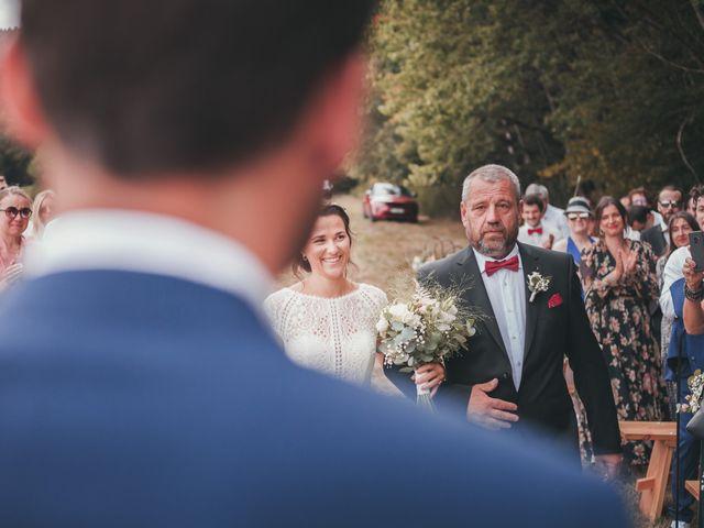 Le mariage de Raphaël et Océane à Wangenbourg, Bas Rhin 124