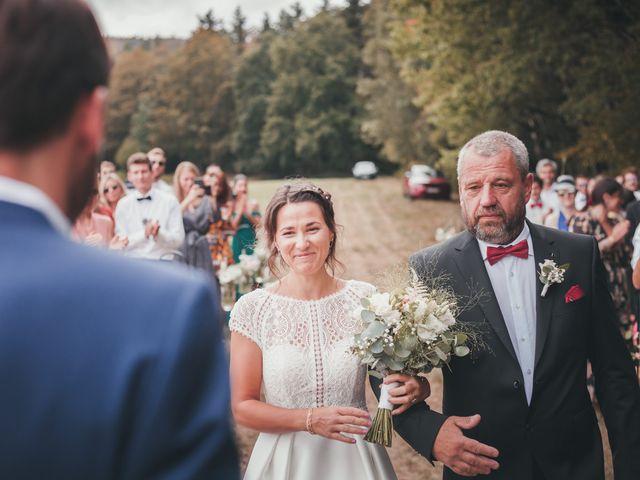 Le mariage de Raphaël et Océane à Wangenbourg, Bas Rhin 125