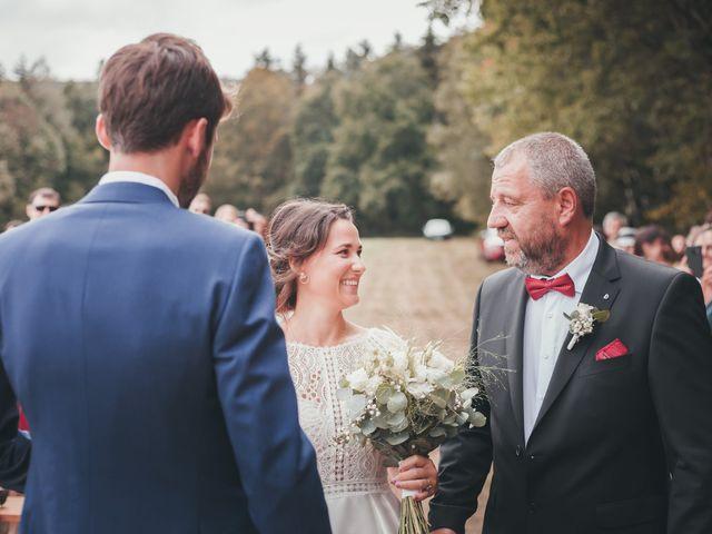 Le mariage de Raphaël et Océane à Wangenbourg, Bas Rhin 126