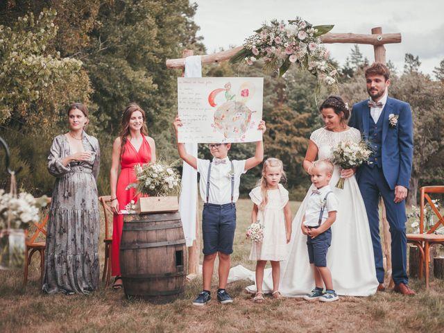 Le mariage de Raphaël et Océane à Wangenbourg, Bas Rhin 131