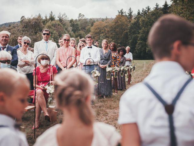 Le mariage de Raphaël et Océane à Wangenbourg, Bas Rhin 133