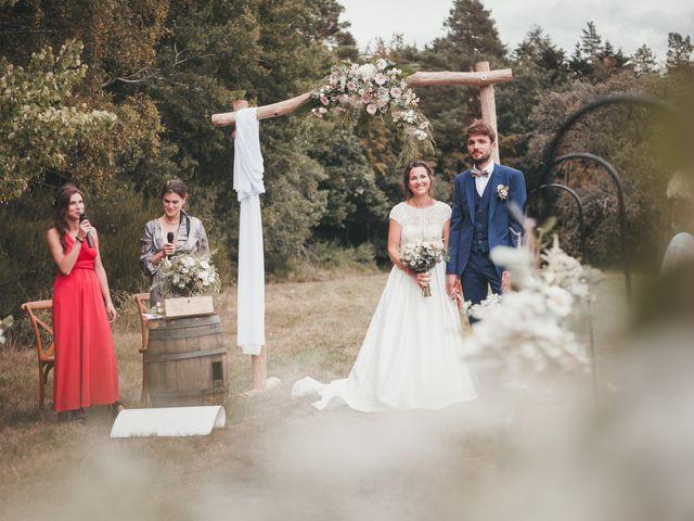 Le mariage de Raphaël et Océane à Wangenbourg, Bas Rhin 135