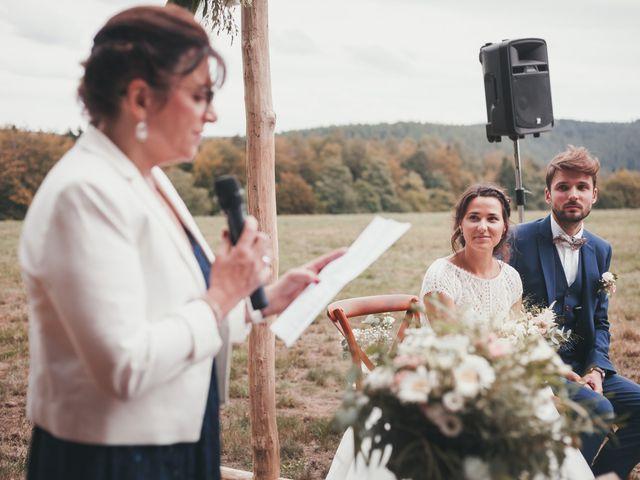 Le mariage de Raphaël et Océane à Wangenbourg, Bas Rhin 137