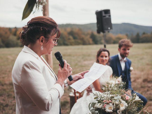 Le mariage de Raphaël et Océane à Wangenbourg, Bas Rhin 138