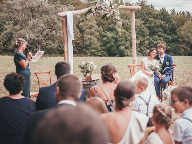 Le mariage de Raphaël et Océane à Wangenbourg, Bas Rhin 143