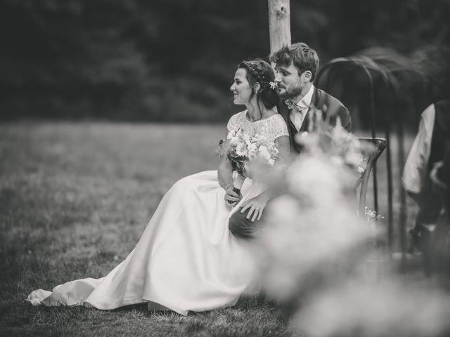 Le mariage de Raphaël et Océane à Wangenbourg, Bas Rhin 156