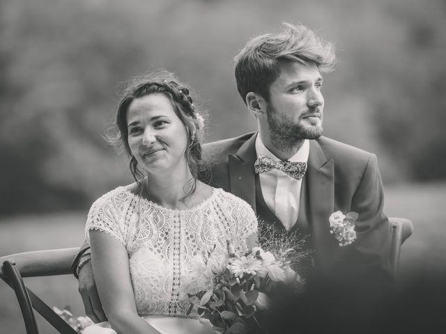 Le mariage de Raphaël et Océane à Wangenbourg, Bas Rhin 160