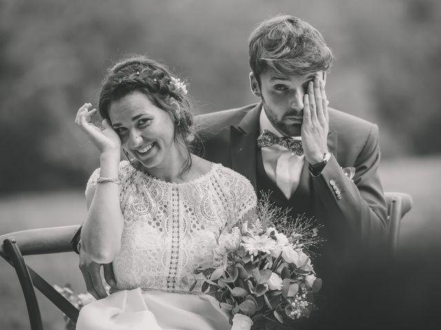Le mariage de Raphaël et Océane à Wangenbourg, Bas Rhin 161