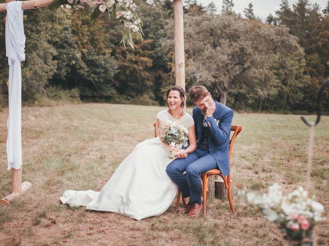 Le mariage de Raphaël et Océane à Wangenbourg, Bas Rhin 173