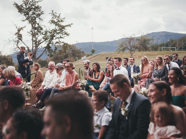 Le mariage de Raphaël et Océane à Wangenbourg, Bas Rhin 176