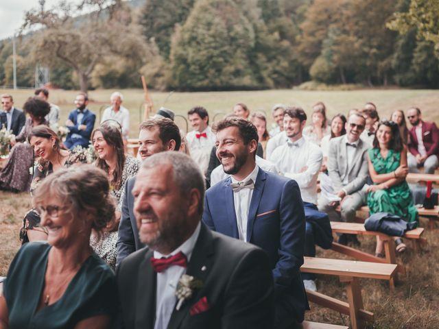 Le mariage de Raphaël et Océane à Wangenbourg, Bas Rhin 177