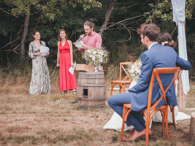 Le mariage de Raphaël et Océane à Wangenbourg, Bas Rhin 180