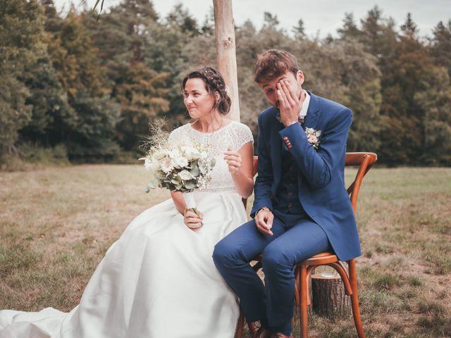 Le mariage de Raphaël et Océane à Wangenbourg, Bas Rhin 186