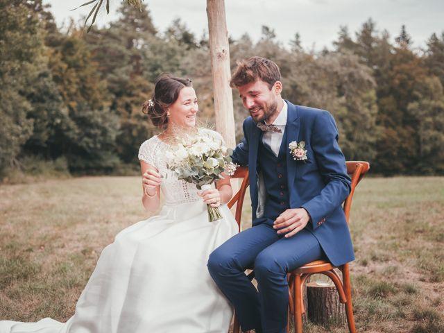 Le mariage de Raphaël et Océane à Wangenbourg, Bas Rhin 187