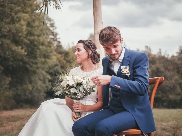 Le mariage de Raphaël et Océane à Wangenbourg, Bas Rhin 188