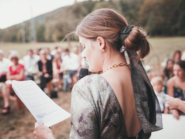 Le mariage de Raphaël et Océane à Wangenbourg, Bas Rhin 201