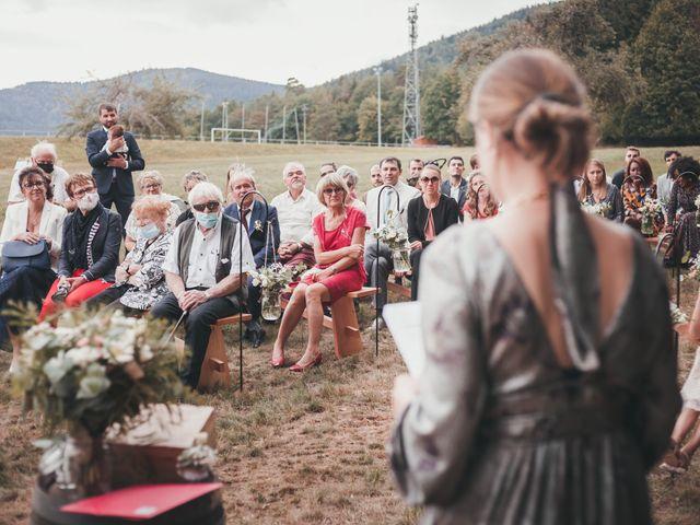 Le mariage de Raphaël et Océane à Wangenbourg, Bas Rhin 202