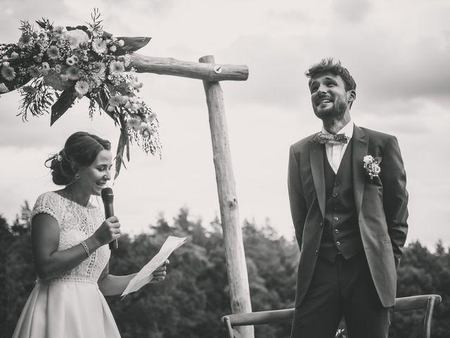 Le mariage de Raphaël et Océane à Wangenbourg, Bas Rhin 207