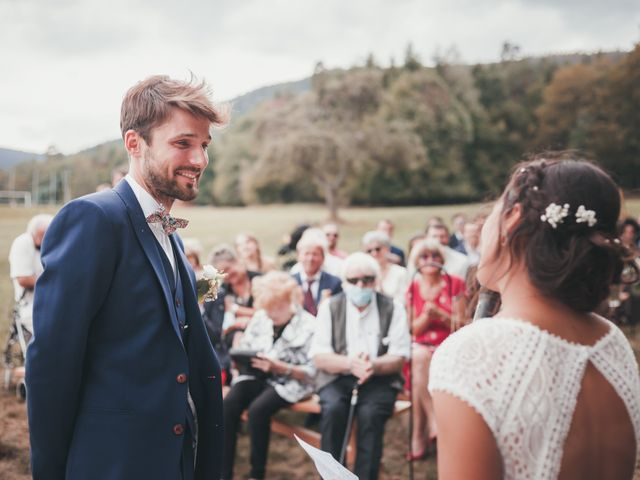 Le mariage de Raphaël et Océane à Wangenbourg, Bas Rhin 208