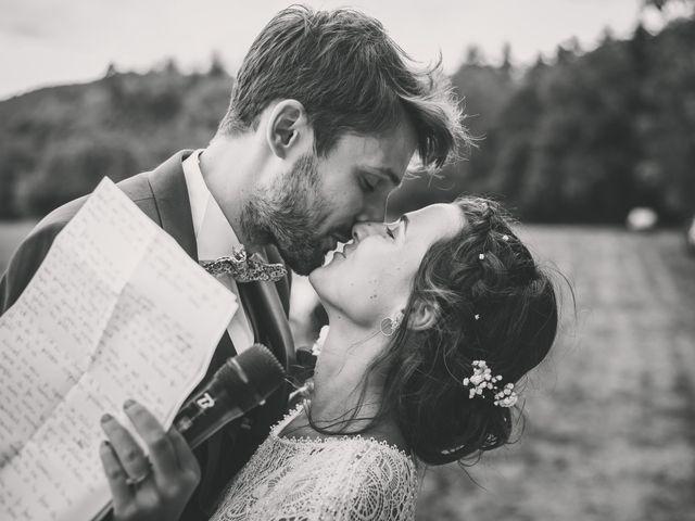 Le mariage de Raphaël et Océane à Wangenbourg, Bas Rhin 210