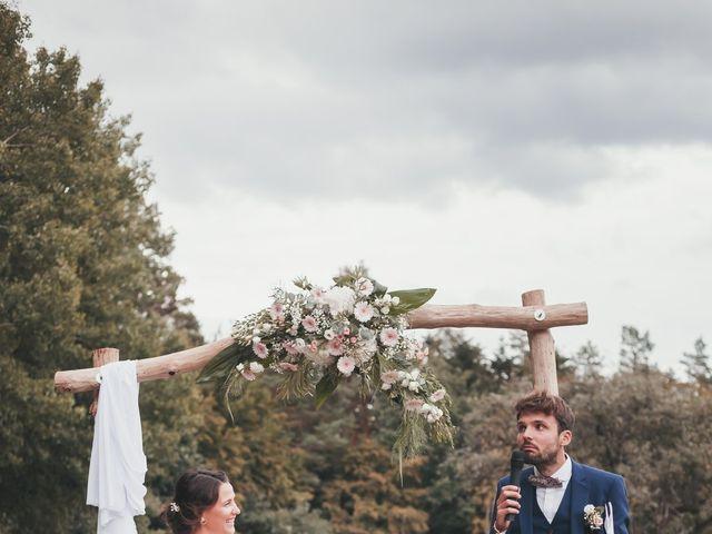 Le mariage de Raphaël et Océane à Wangenbourg, Bas Rhin 214