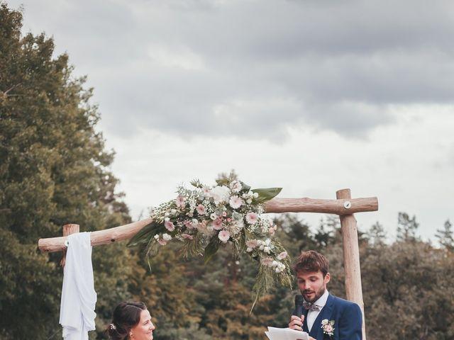 Le mariage de Raphaël et Océane à Wangenbourg, Bas Rhin 215