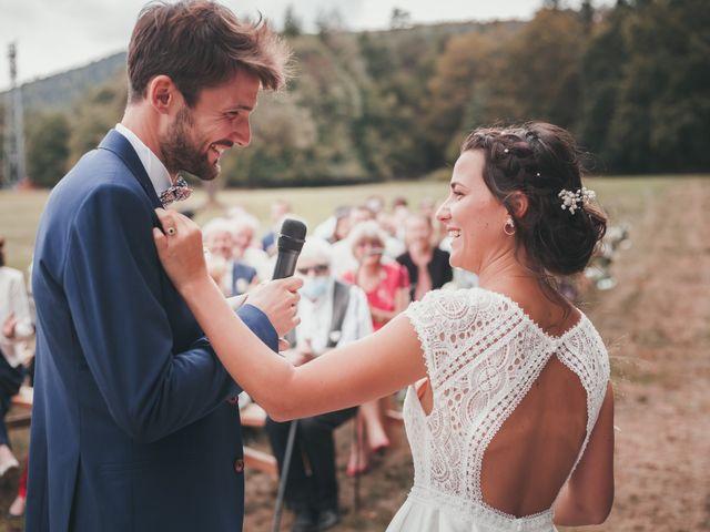Le mariage de Raphaël et Océane à Wangenbourg, Bas Rhin 217