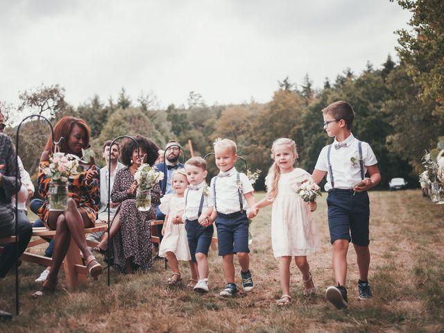 Le mariage de Raphaël et Océane à Wangenbourg, Bas Rhin 219