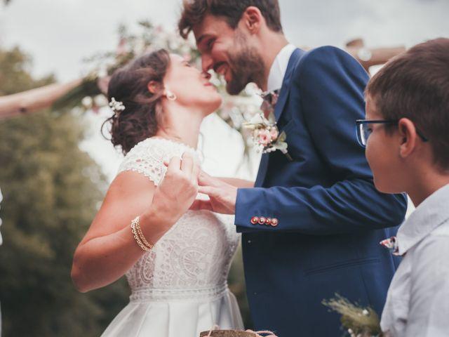 Le mariage de Raphaël et Océane à Wangenbourg, Bas Rhin 224