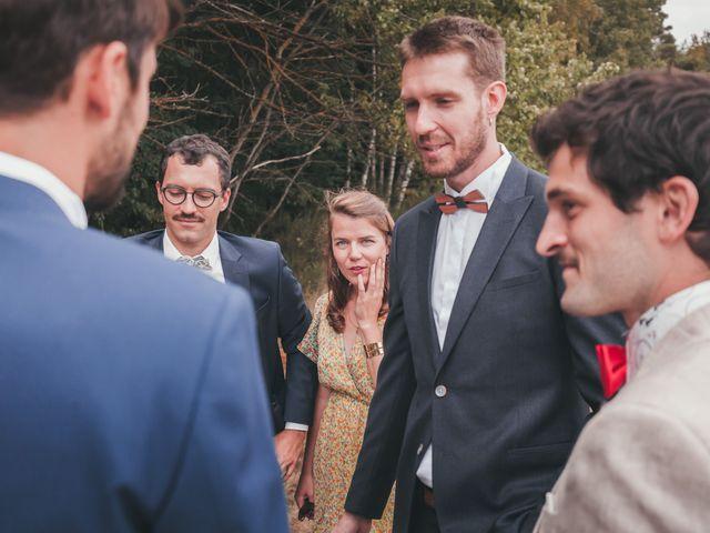 Le mariage de Raphaël et Océane à Wangenbourg, Bas Rhin 248