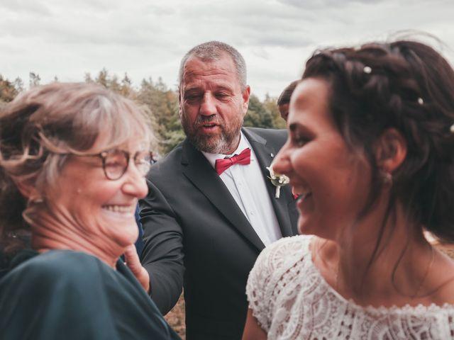 Le mariage de Raphaël et Océane à Wangenbourg, Bas Rhin 257