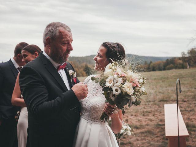 Le mariage de Raphaël et Océane à Wangenbourg, Bas Rhin 258