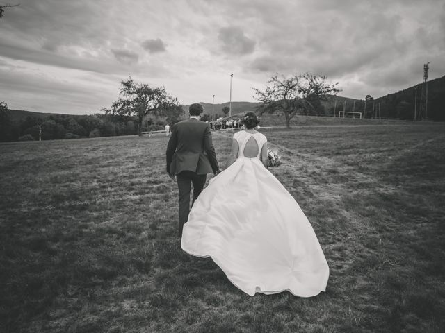 Le mariage de Raphaël et Océane à Wangenbourg, Bas Rhin 273