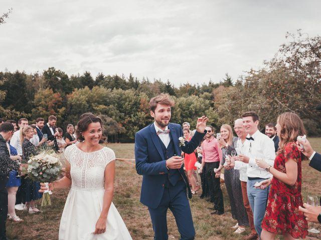 Le mariage de Raphaël et Océane à Wangenbourg, Bas Rhin 279