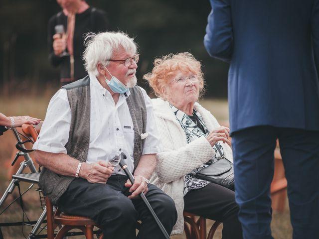 Le mariage de Raphaël et Océane à Wangenbourg, Bas Rhin 286