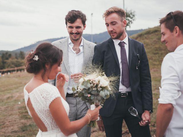 Le mariage de Raphaël et Océane à Wangenbourg, Bas Rhin 314