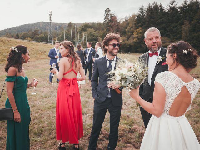 Le mariage de Raphaël et Océane à Wangenbourg, Bas Rhin 321