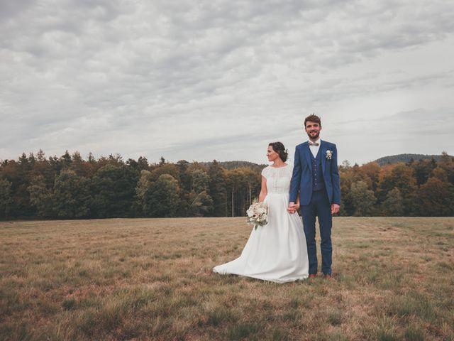 Le mariage de Raphaël et Océane à Wangenbourg, Bas Rhin 326