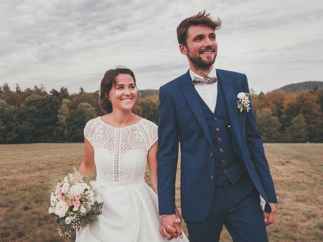 Le mariage de Raphaël et Océane à Wangenbourg, Bas Rhin 327