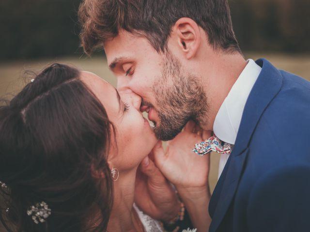 Le mariage de Raphaël et Océane à Wangenbourg, Bas Rhin 332