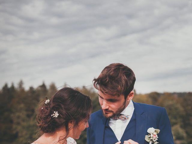 Le mariage de Raphaël et Océane à Wangenbourg, Bas Rhin 347