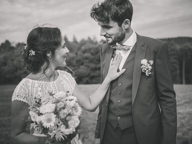 Le mariage de Raphaël et Océane à Wangenbourg, Bas Rhin 348