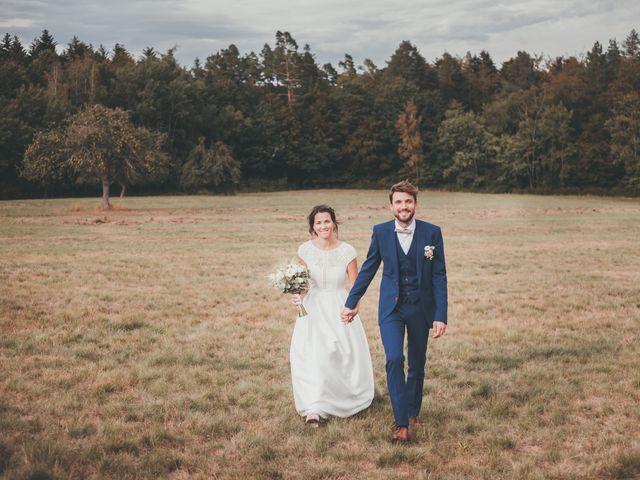 Le mariage de Raphaël et Océane à Wangenbourg, Bas Rhin 350